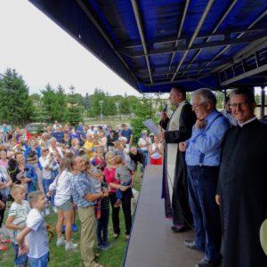 Błogosławieństwo zwierząt ifestyn św.Rocha – 2018