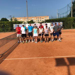 Wakacyjny Turniej Tenisa Ziemnego