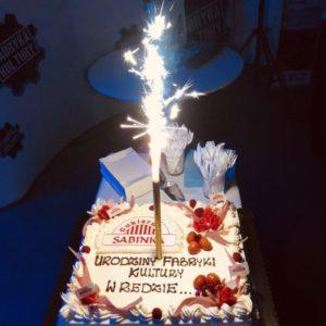 100 lat Fabryko! Czwarte urodziny Fabryki Kultury wobiektywie.