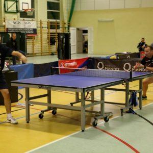 Zmienne nastroje tenisistów stołowych