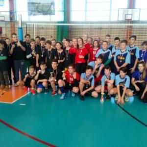 Mistrzostwa Redy wMini Piłce Siatkowej – Igrzyska Dzieci