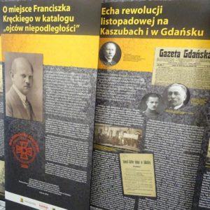 Wystawa poświęcona drFranciszkowi Kręckiemu