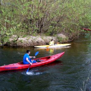 Wielkie sprzątanie rzeki Redy