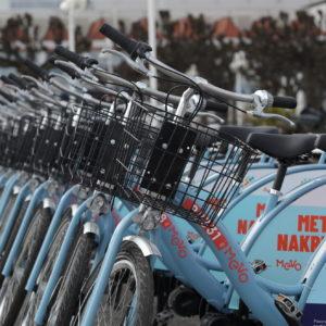 KOMUNIKAT PRASOWY – Zmiany wsystemie rezerwacji rowerów Mevo!