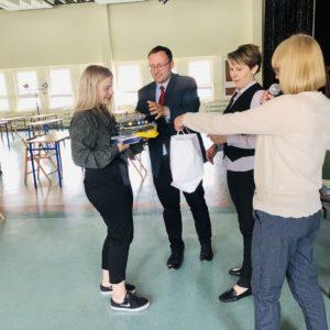 IX Powiatowy Konkurs Europejski wSP 4