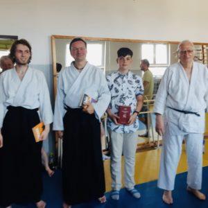 Jubileusz redzkiego judoki