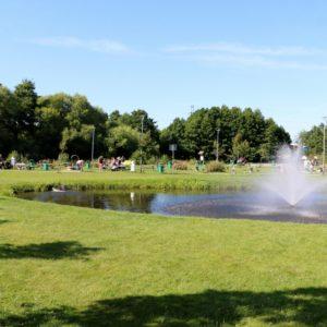 Weekend wMiejskim Parku Rodzinnym