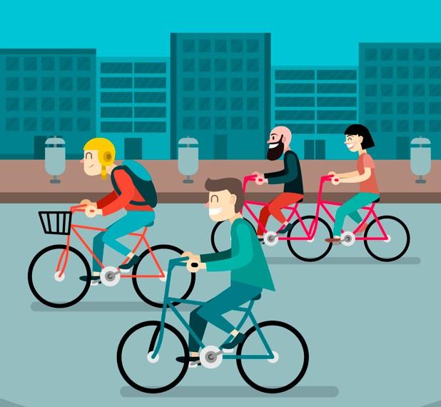 Zapraszamy nawspólny przejazd rowerowy