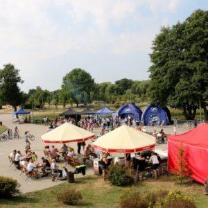 TrzeciaBULWA FESTw Parku Miejskim