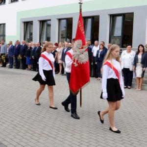 Miejska SP 2 iPowiatowaPZS Inauguracja roku szkolnego