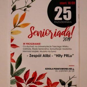 SENIORIADA 2019