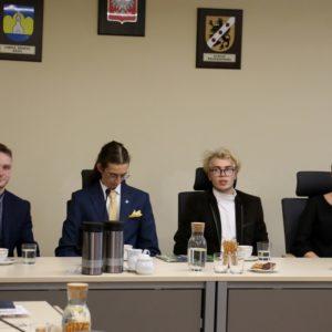 Ostatnie posiedzenie Młodzieżowej Rady Miejskiej IV kadencji