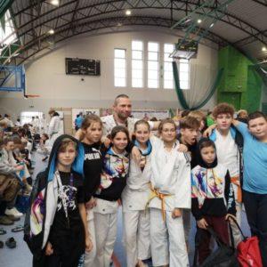 Osiągnięcia UKS SIMBA REDA – IV Sensei Cup
