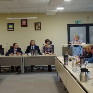 Spotkanie Redzkiej Rady Seniorów