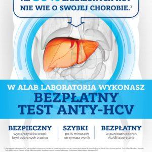 Bezpłatne badania anty-HCV dla mieszkańców Redy