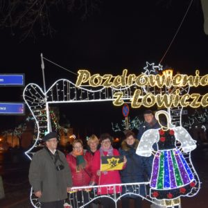 Nasi Kaszubi w Łowiczu