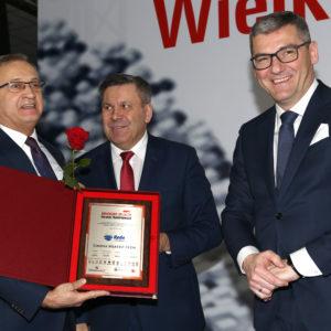 """Reda laureatem tytułu """"Samorząd 30-lecia Polskiej Transformacji"""""""