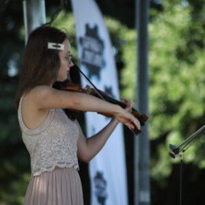 Koncert wParku – Duo Amor