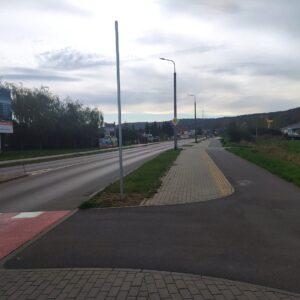 Opóźnienia nadrugim etapie przebudowy ulicy Obwodowej