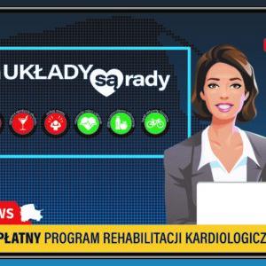 Bezpłatny program rehabilitacji kardiologicznej dla osób aktywnych zawodowo