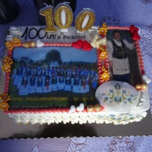 Setne urodziny Marianny Stenki