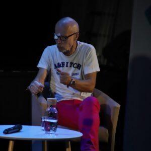 Jacek Hugo-Bader w Fabryce Kultury